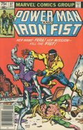 Power Man and Iron Fist (1972 Hero for Hire) Canadian Price Variant 97
