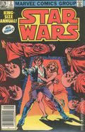 Star Wars (1977 Marvel) Annual Canadian Price Variant 2