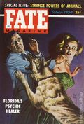 Fate Magazine (1948-Present Clark Publishing) Digest/Magazine Vol. 7 #10