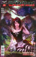 Grimm Fairy Tales Presents Wonderland (2012 Zenescope) 47C