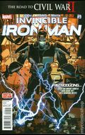 Invincible Iron Man (2015 2nd Series) 9A