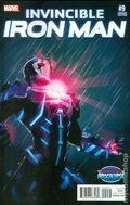 Invincible Iron Man (2015 2nd Series) 9B