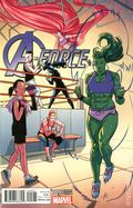 A-Force (2016 2nd Series) 5B