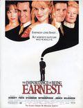 Importance of Being Earnest Media Press Kit (2002 Miramax) KIT-2002