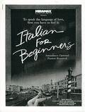 Italian For Beginners Media Press Kit (2002 Miramax) KIT-2002