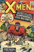 Uncanny X-Men (1963 1st Series) UK Edition 4UK