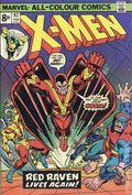 Uncanny X-Men (1963 1st Series) UK Edition 92UK
