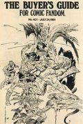 Comics Buyer's Guide (1971) 401