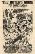 Comics Buyer's Guide (1971) 408