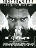 He Got Game Media Press Kit (1998 Touchstone) KIT-1998