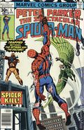 Spectacular Spider-Man (1976 1st Series) Mark Jewelers 5MJ