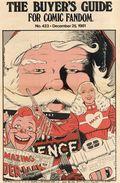 Comics Buyer's Guide (1971) 423