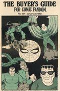 Comics Buyer's Guide (1971) 427