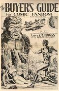 Comics Buyer's Guide (1971) 431