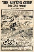 Comics Buyer's Guide (1971) 432