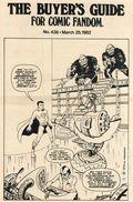 Comics Buyer's Guide (1971) 436