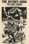 Comics Buyer's Guide (1971) 439