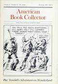 American Book Collector SC (1980) New Series Vol. 4 #3