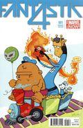 Fantastic Four (2014 5th Series) 1F