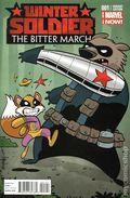 Winter Soldier Bitter March (2014) 1C