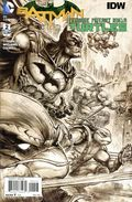 Batman Teenage Mutant Ninja Turtles (2015 DC) 2D