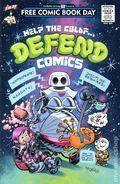 Defend Comics (2014 CBLDF) FCBD 2016