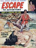 Escape to Adventure (1957) Vol. 4 #3