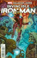 Invincible Iron Man (2015 2nd Series) 1CORPS