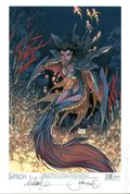 Fathom (2005 Aspen 2nd Series) Limited Edition Mini Print 1A