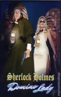 Sherlock Holmes and Domino Lady TPB (2016 Moonstone) 1-1ST