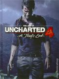 Art of Uncharted 4: A Thief's End HC (2016 Dark Horse) 1-1ST