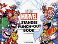 Little Marvel Standee Punch-Out Book HC (2016 Marvel) 1-1ST