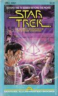 Star Trek PB (1982 Marvel Illustrated Books) The Further Adventures of the Starship Enterprise 1-1ST