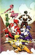 Mighty Morphin Power Rangers (2016 Boom) 3C