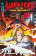 Saber Rider and The Star Sheriffs (2016 Lion Forge) 3