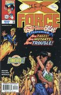 X-Force (1991 1st Series) 75DF.SIGNED
