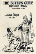 Comics Buyer's Guide (1971) 457