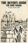 Comics Buyer's Guide (1971) 464