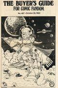 Comics Buyer's Guide (1971) 467