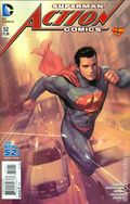 Action Comics (2011 2nd Series) 52B