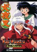 Inu Yasha GN (2004-2008 Ani-Manga) 3-1ST