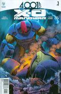 4001 A.D. X-O Manowar (2016) 1A
