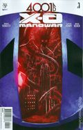 4001 A.D. X-O Manowar (2016) 1B
