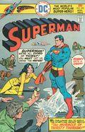 Superman (1939 1st Series) Mark Jewelers 293MJ
