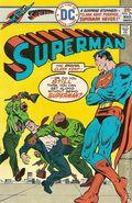Superman (1939 1st Series) Mark Jewelers 297MJ
