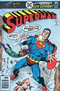 Superman (1939 1st Series) Mark Jewelers 302MJ