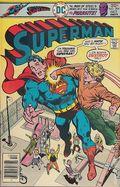 Superman (1939 1st Series) Mark Jewelers 304MJ