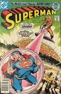 Superman (1939 1st Series) Mark Jewelers 308MJ