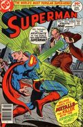 Superman (1939 1st Series) Mark Jewelers 310MJ
