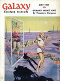 Galaxy Science Fiction (1950-1980 World/Galaxy/Universal) Vol. 8 #2